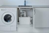 SOLOLIFT+ C-3 Для стиральной машины и кухонной мойки